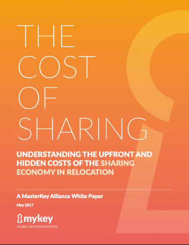 Cost of sharing